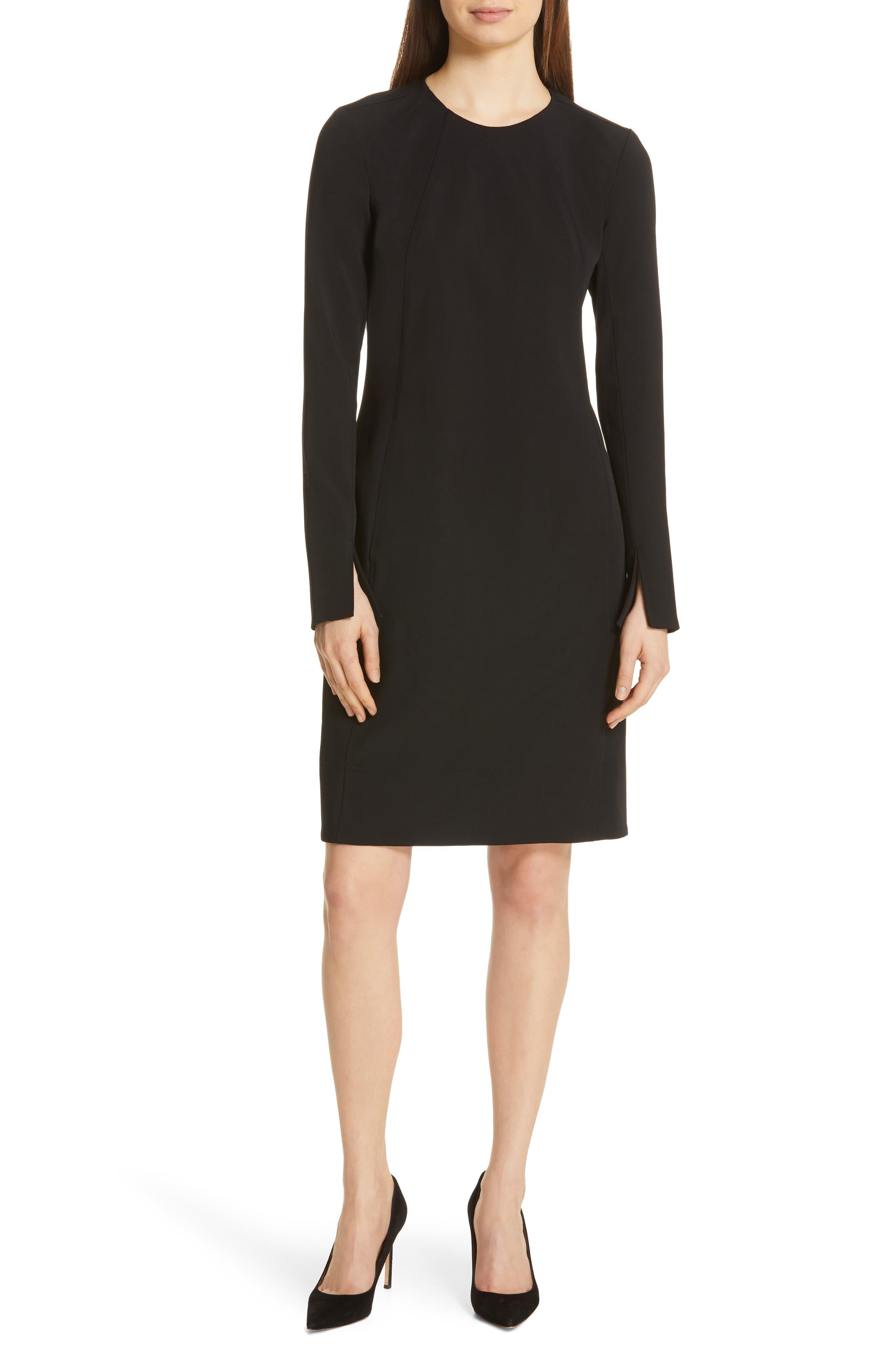 Polo Ralph Lauren A-Line Dress, Black