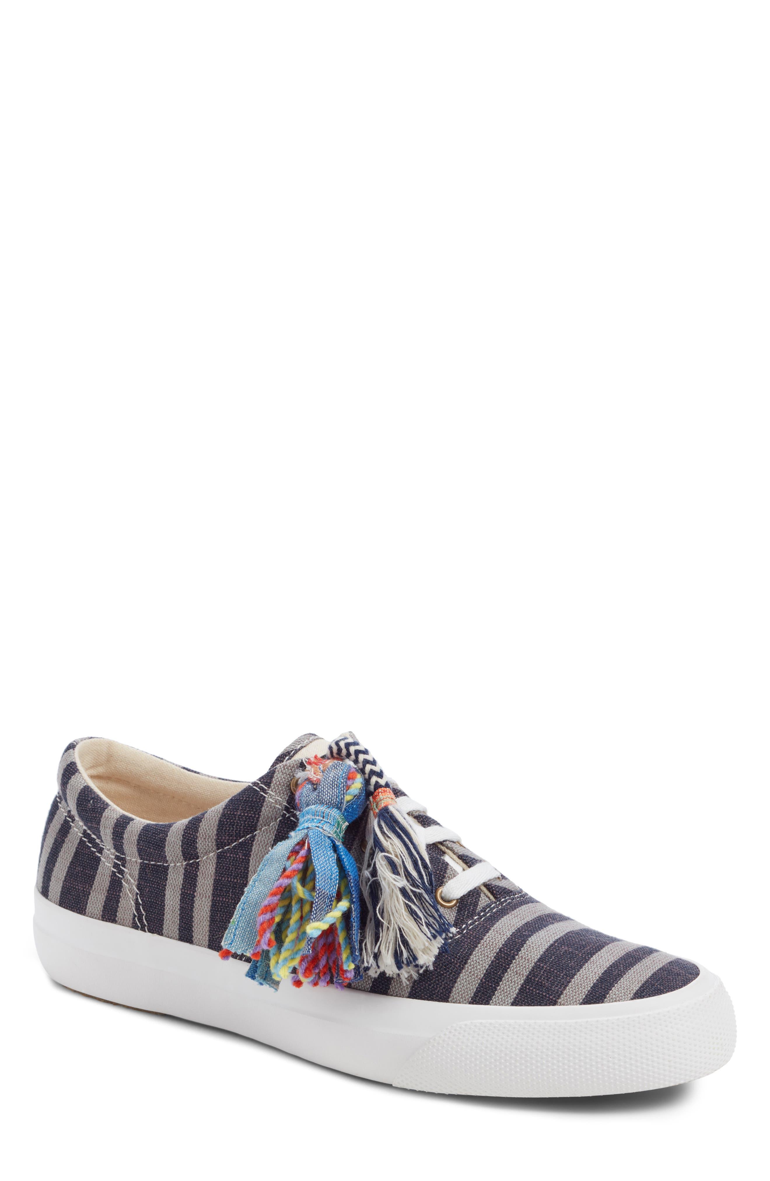 Keds x Ace & Jig Anchor Channel Sneaker, Main, color, BLACK MULTI