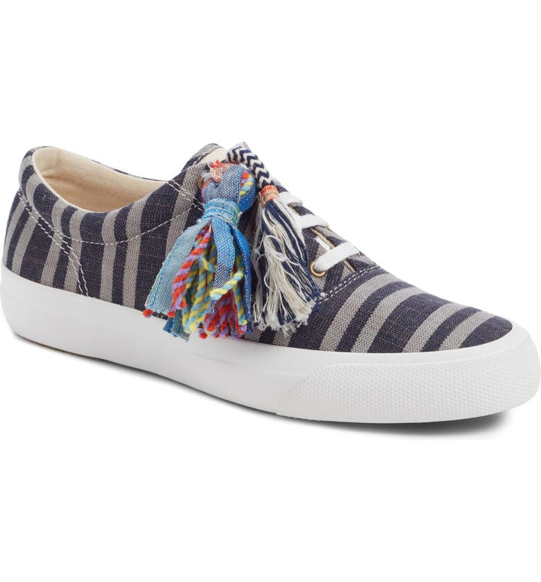 KEDS<SUP>®</SUP> Keds x Ace & Jig Anchor Channel Sneaker, Main, color, BLACK MULTI
