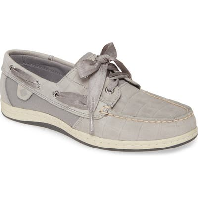 Sperry Songfish Boat Shoe, Grey