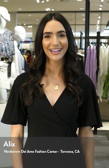 Nº21 Beaded Collar Shift Dress, sales video thumbnail