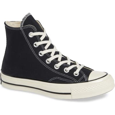 Converse Chuck Taylor All Star Chuck 70 High Top Sneaker- Black