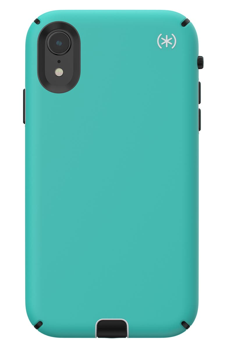 SPECK Presidio Sport iPhone X/XS, XS MAX or XR Case, Main, color, BLUE XR