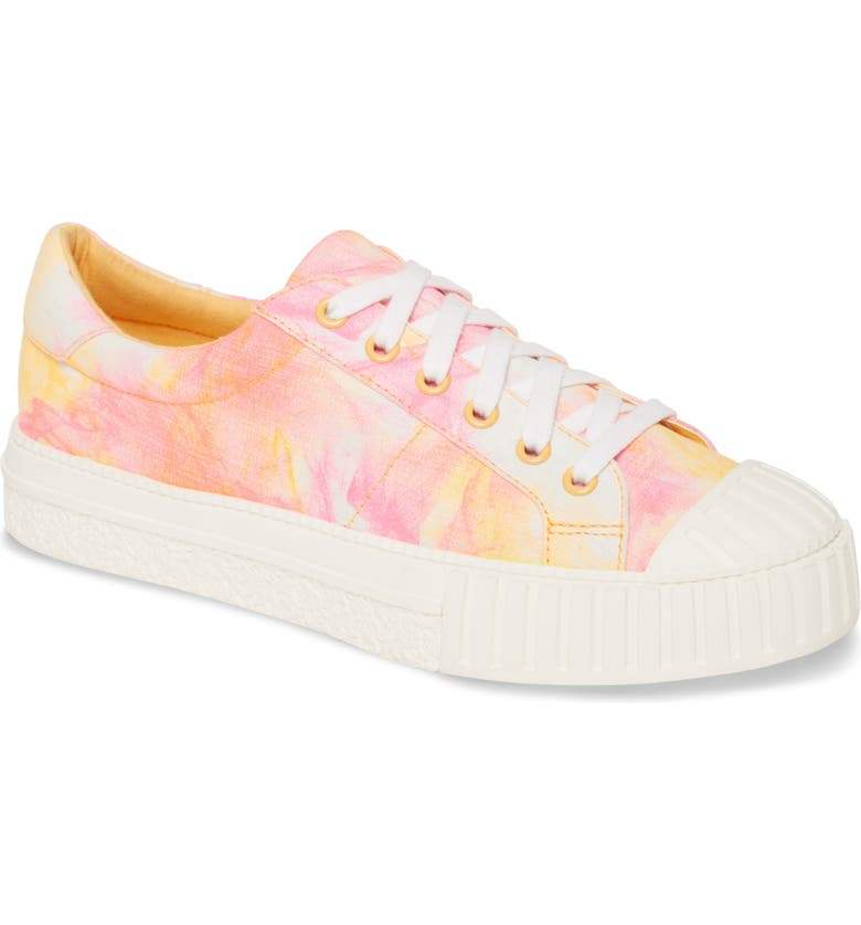 BP. Manny Sneaker, Main, color, PINK TIE DYE CANVAS