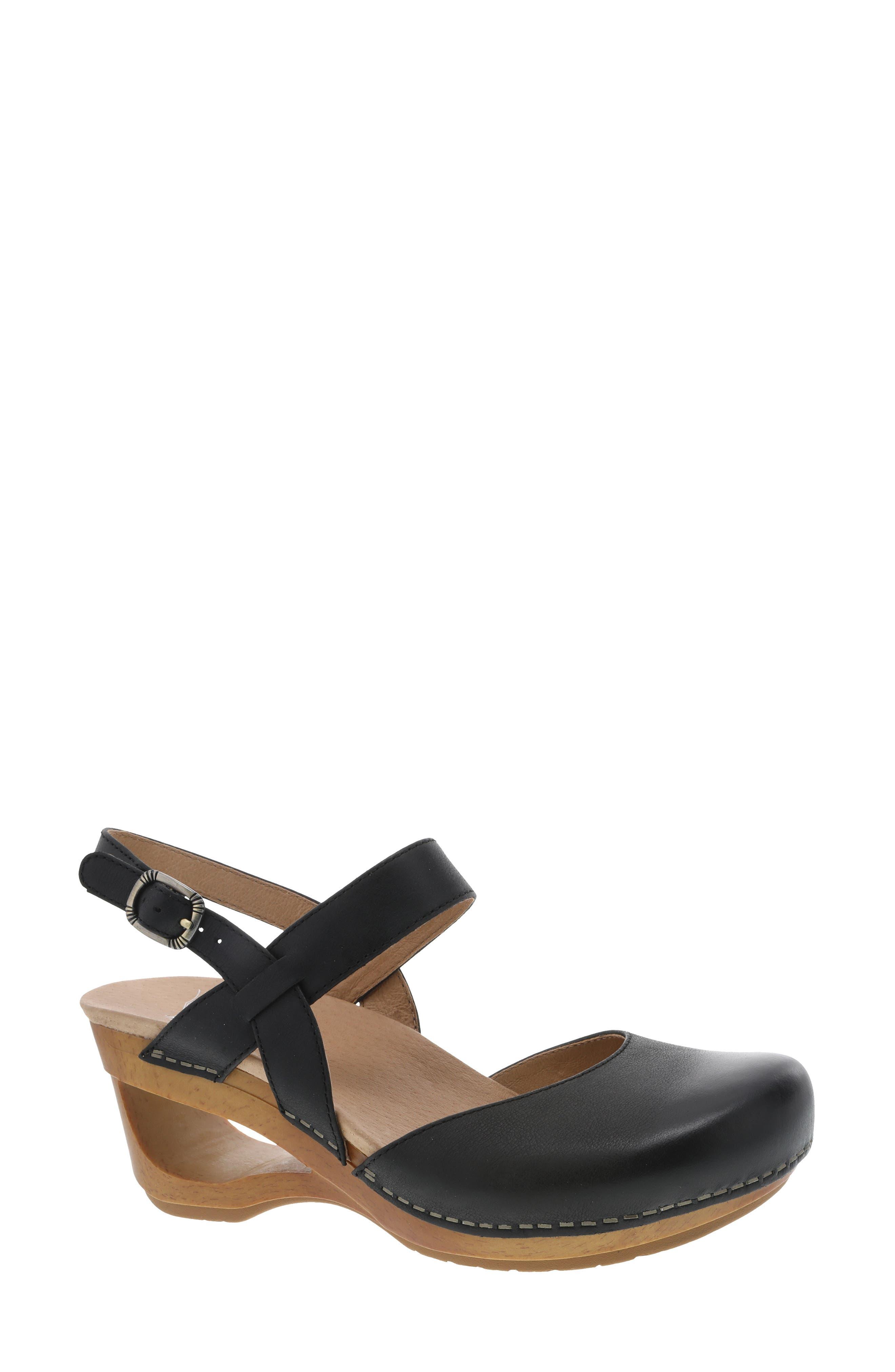 Taci Slingback Clog Sandal