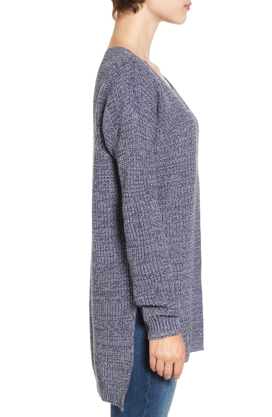 ,                             Textured Knit Pullover,                             Alternate thumbnail 21, color,                             401