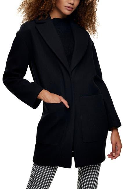 Image of TOPSHOP Margo Coat