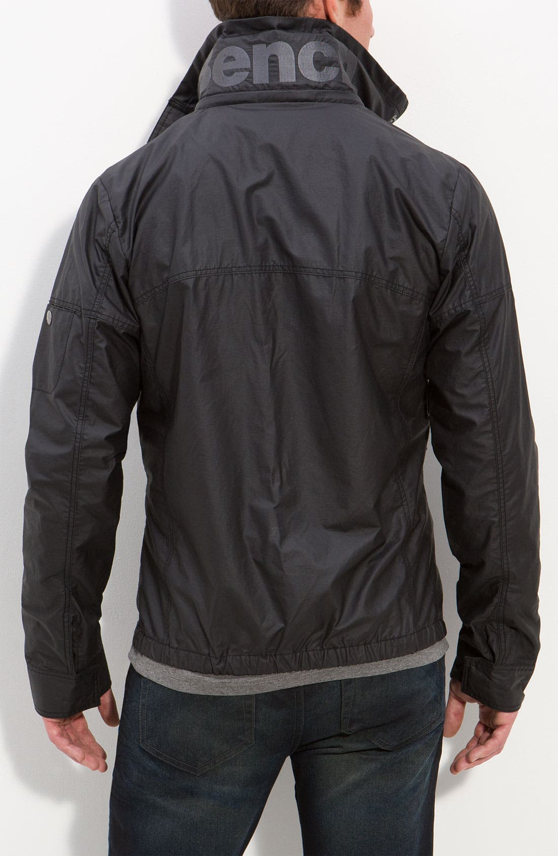 ,                             'Alternative S' Waxed Jacket,                             Alternate thumbnail 2, color,                             001