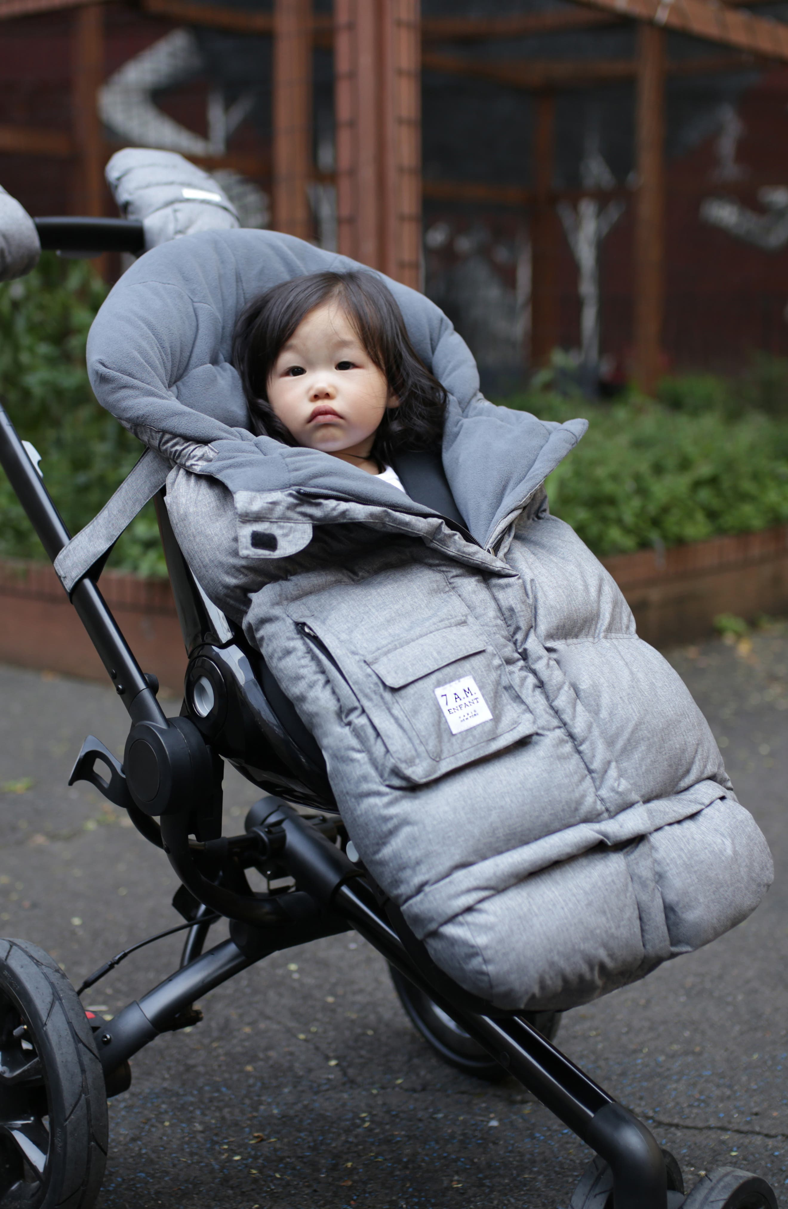 ,                             212 evolution<sup>®</sup> ExtendableStroller/Car Seat Bunting,                             Alternate thumbnail 3, color,                             021
