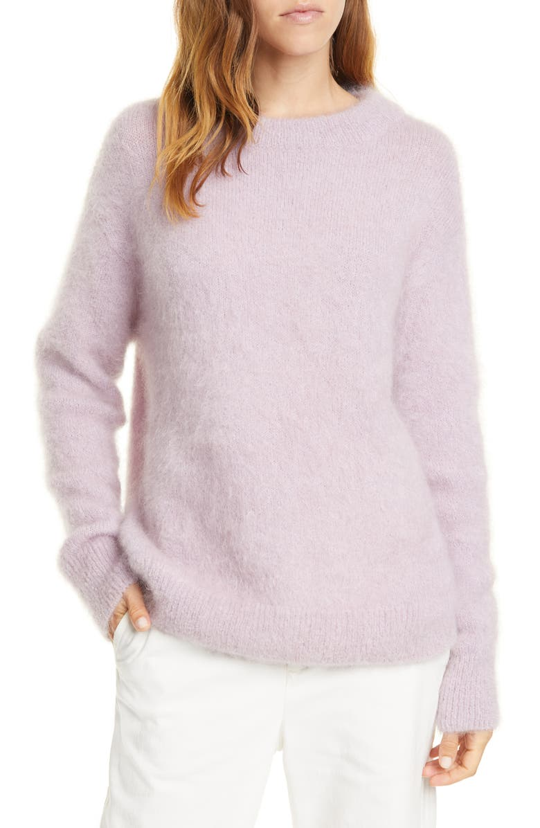 VINCE Mohair Blend Sweater, Main, color, 542