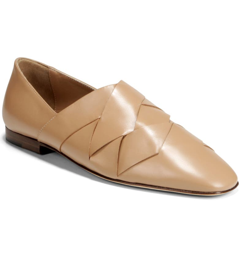 VIA SPIGA Tatin Slip-On, Main, color, DESERT