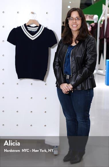 Cotton & Cashmere Cricket Sweater, sales video thumbnail
