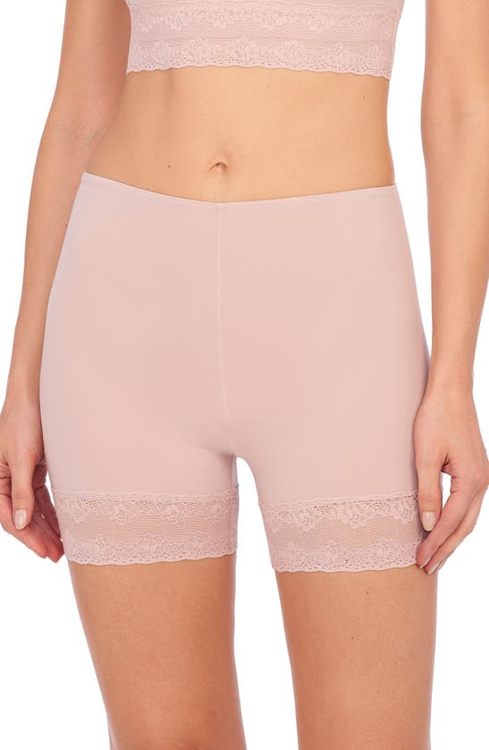 Natori Shorts BLISS PERFECTION 2-PACK LACE TRIM BOYSHORTS