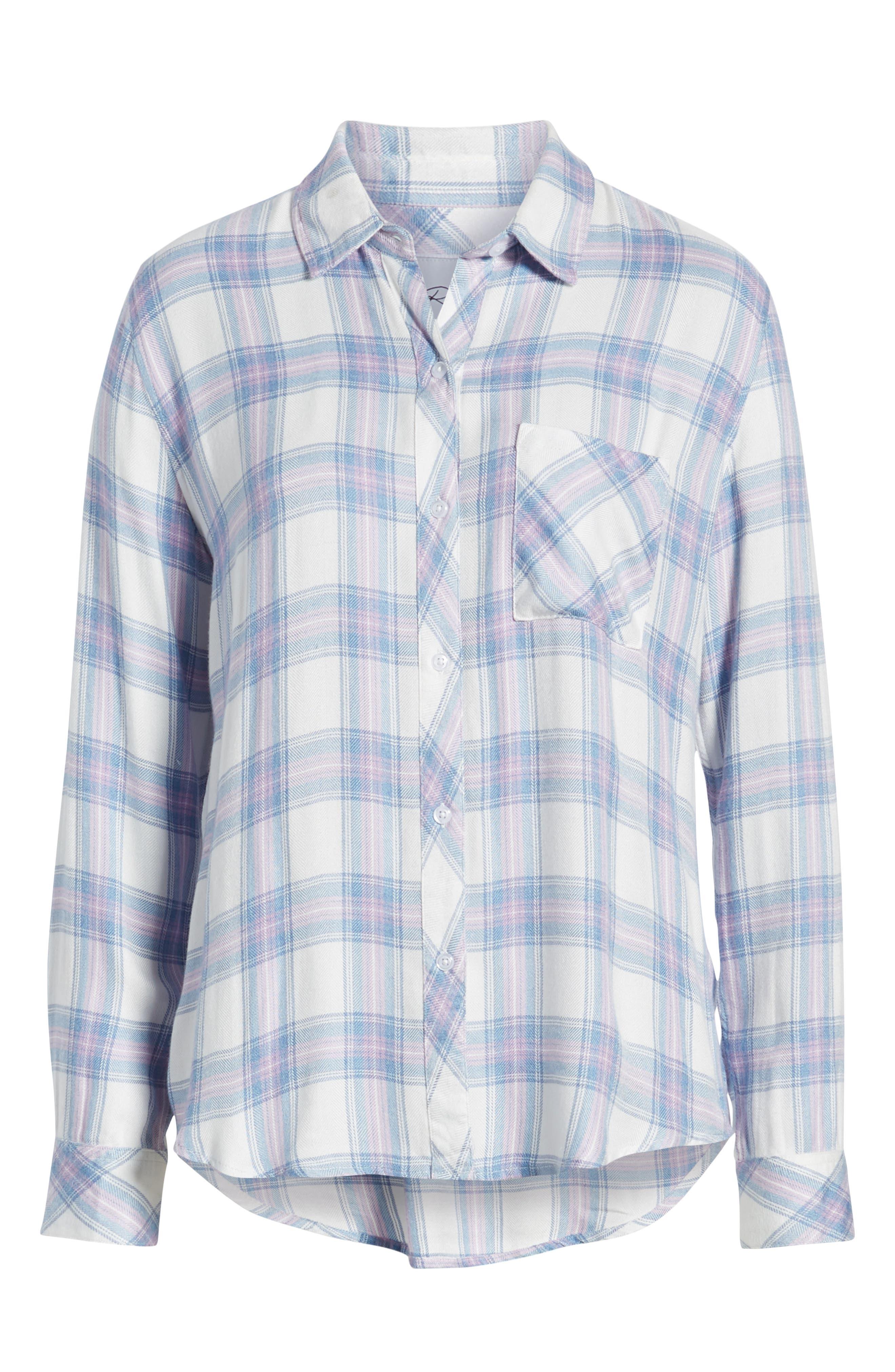 ,                             Hunter Plaid Shirt,                             Alternate thumbnail 69, color,                             113
