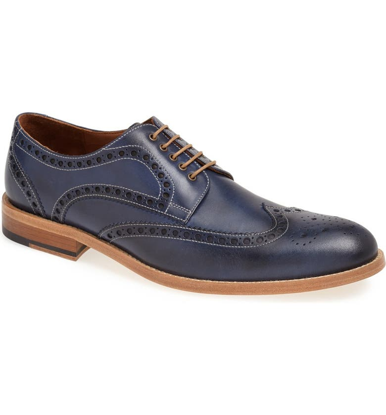 GORDON RUSH 'Robertson' Wingtip, Main, color, 410