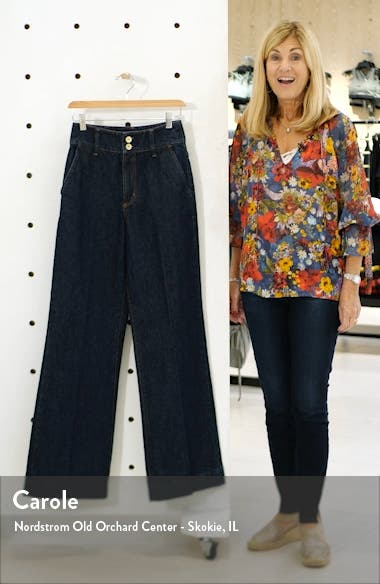 Francoise Flare Leg Jeans, sales video thumbnail