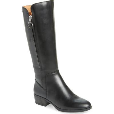 Pikolinos Daroca Knee High Boot, Black