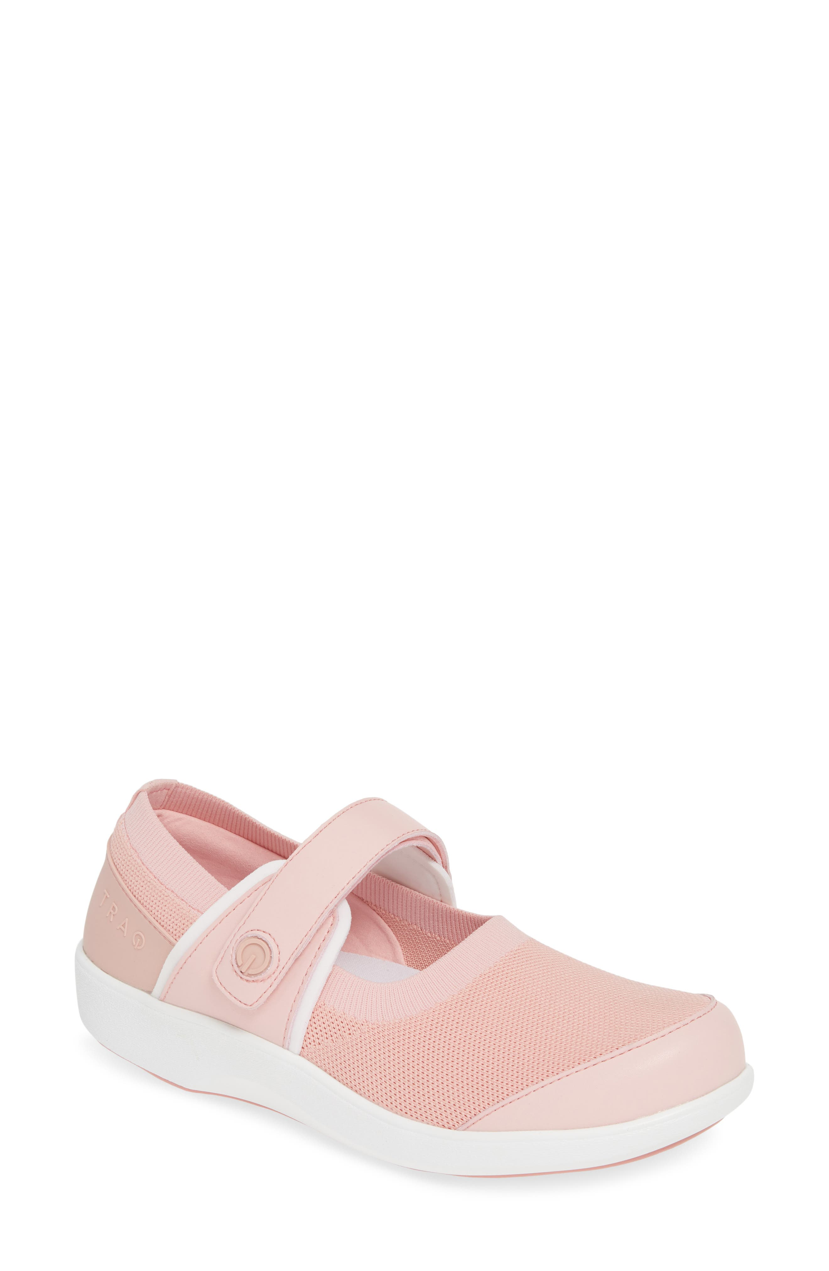 Alegria Qutie Mary Jane Flat - Pink