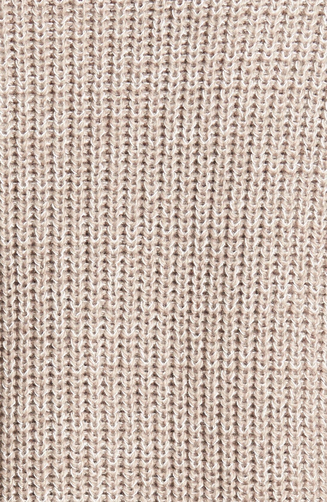 ,                             Textured Knit Pullover,                             Alternate thumbnail 6, color,                             030