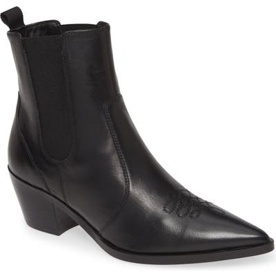 Tony Bianco Troi Chelsea Boot- Black