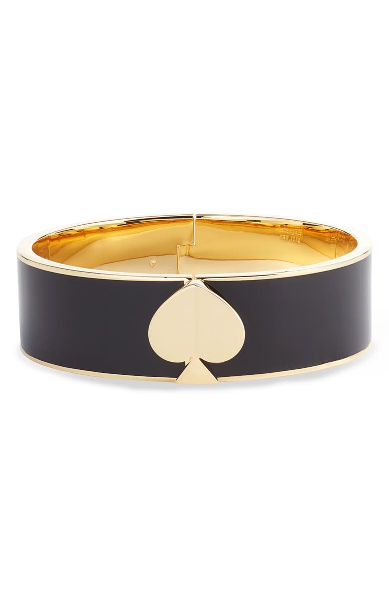 KATE SPADE NEW YORK bangle bracelet, Main, color, 001