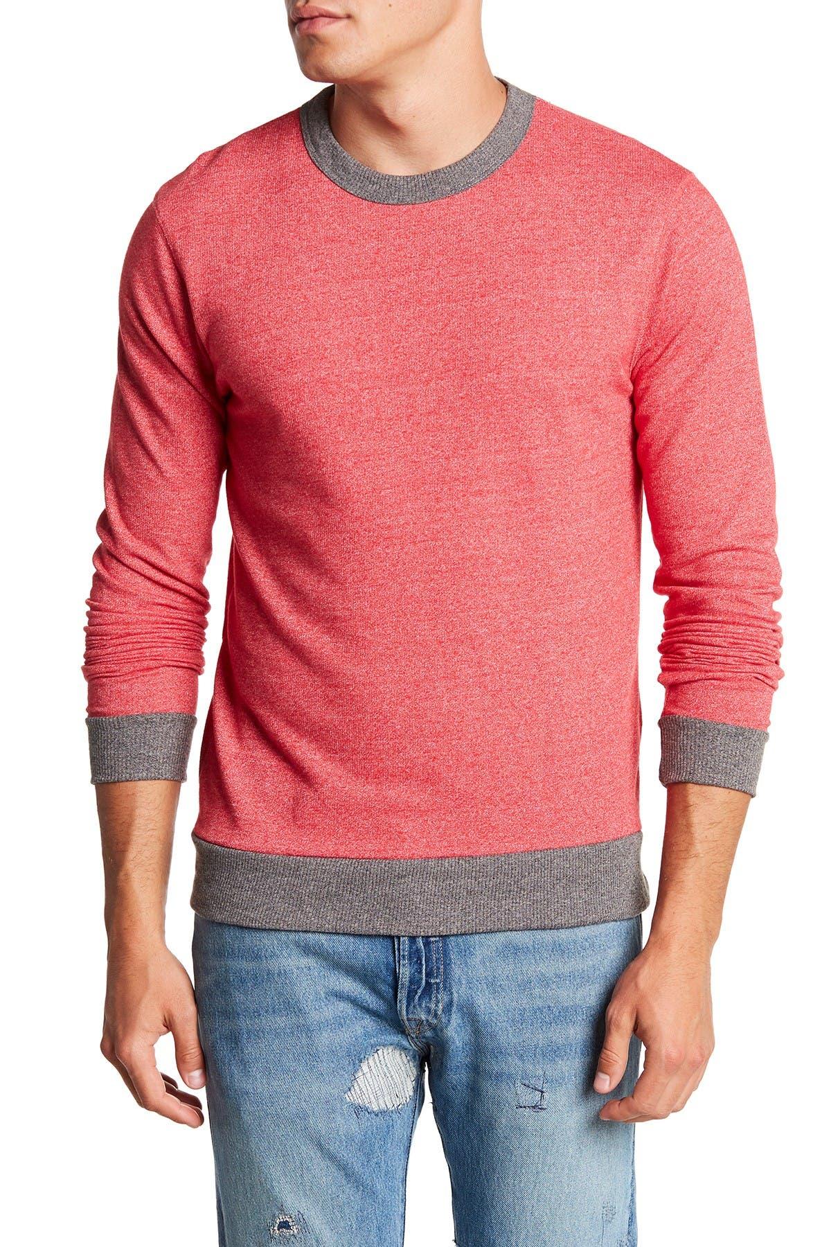Image of Alternative Ringer Champ Pullover Sweatshirt