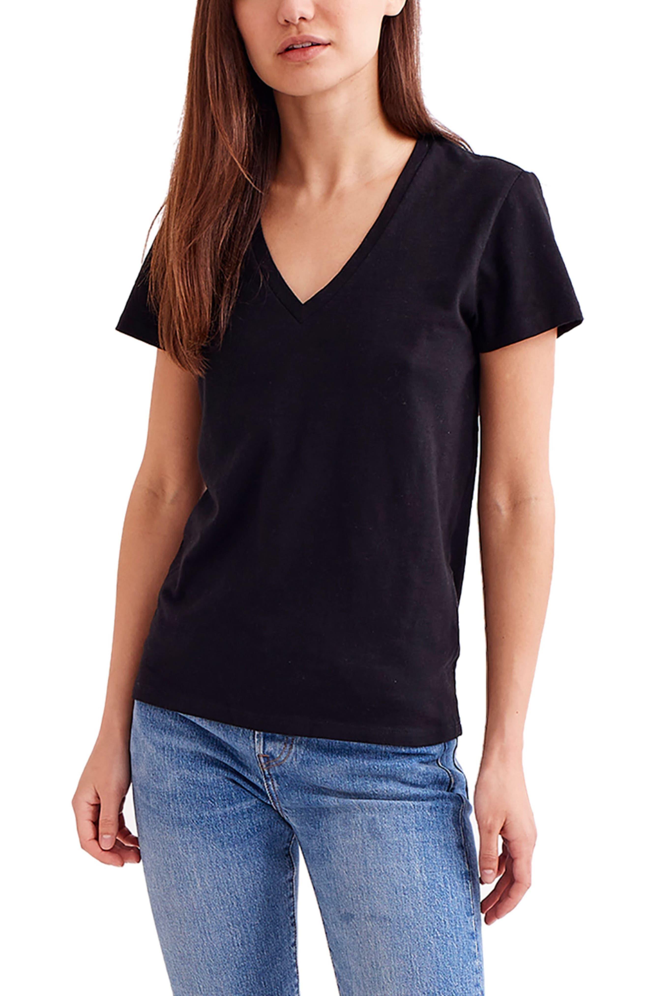 Everyday Classic V-Neck T-Shirt