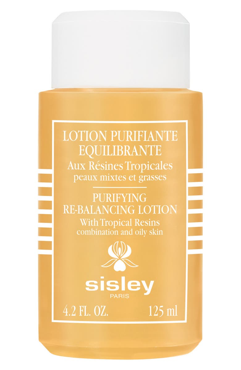 SISLEY PARIS Purifying Re-Balancing Lotion with Tropical Resins, Main, color, NO COLOR
