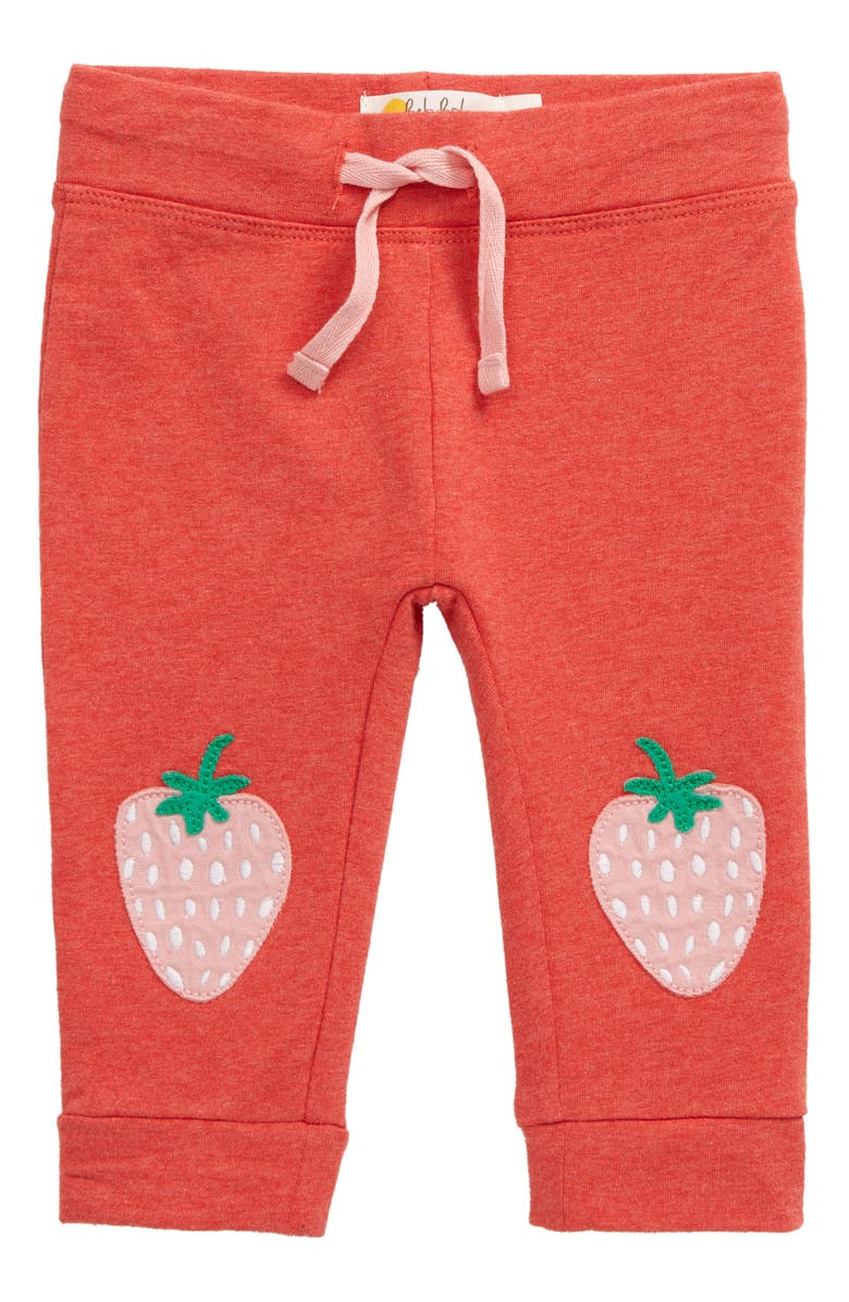 MINI BODEN Fun Appliqué Patch Pants, Main, color, 654
