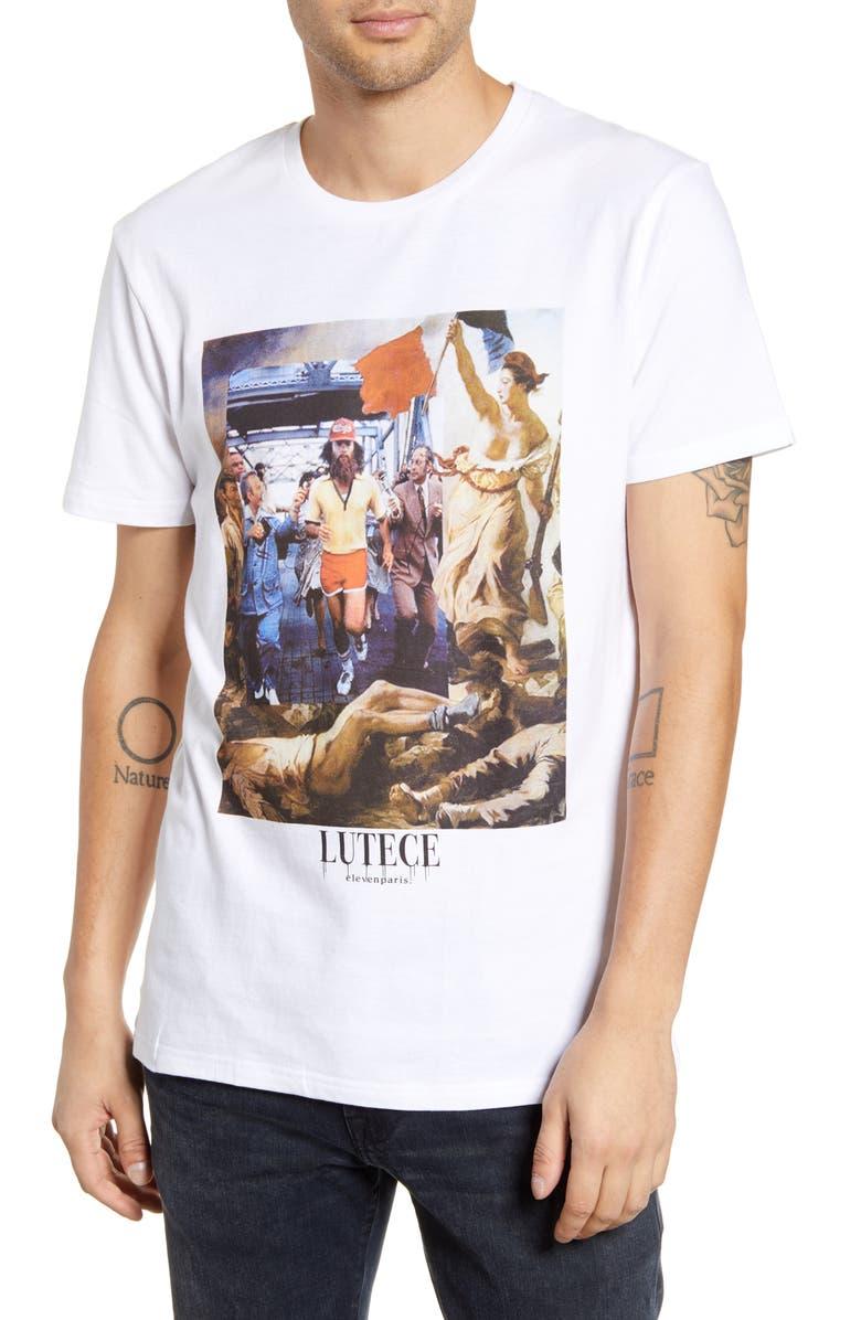 ELEVENPARIS Footy Graphic T-Shirt, Main, color, 110