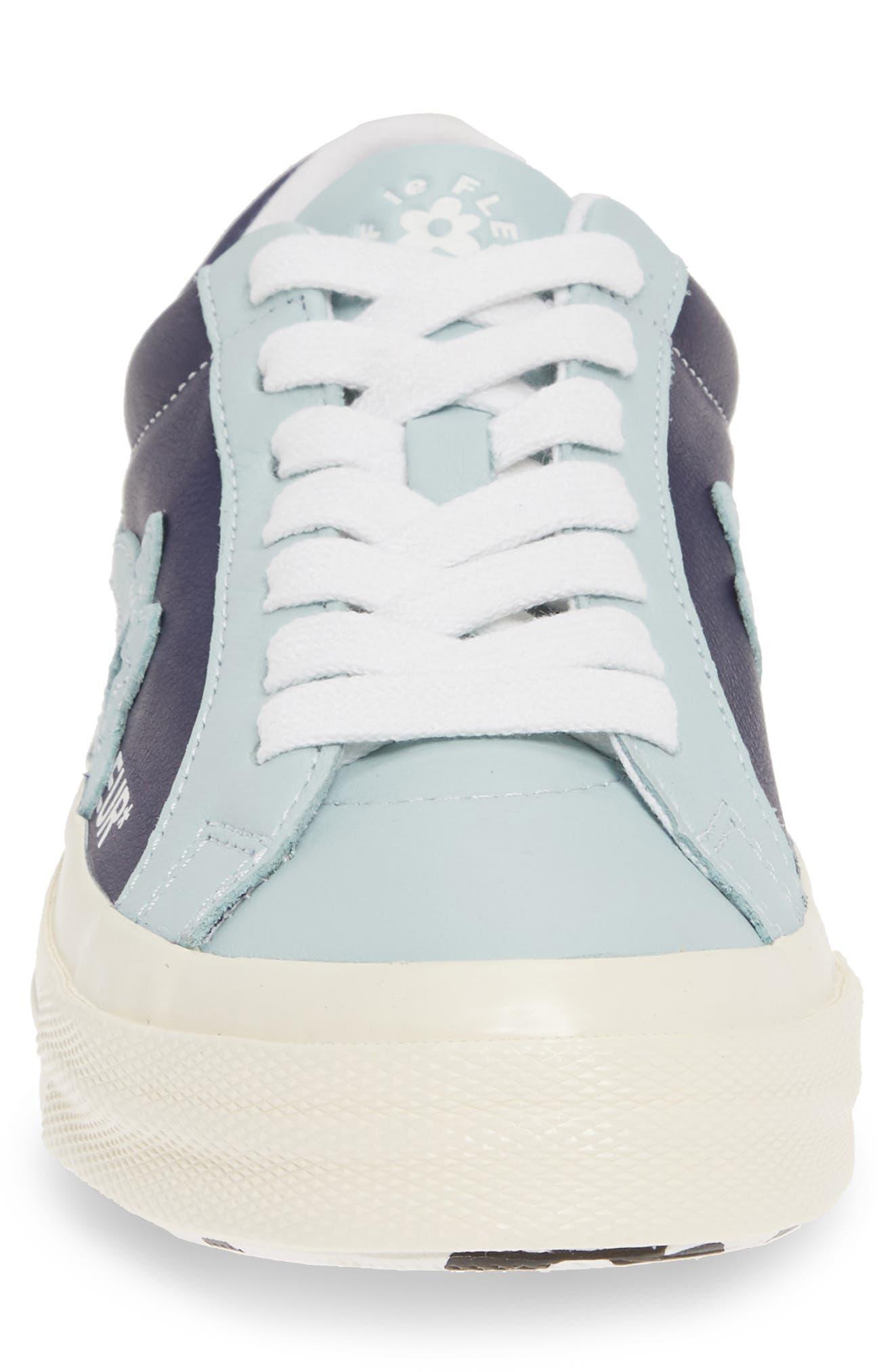 ,                             x GOLF le FLEUR Ox Sneaker,                             Alternate thumbnail 4, color,                             487
