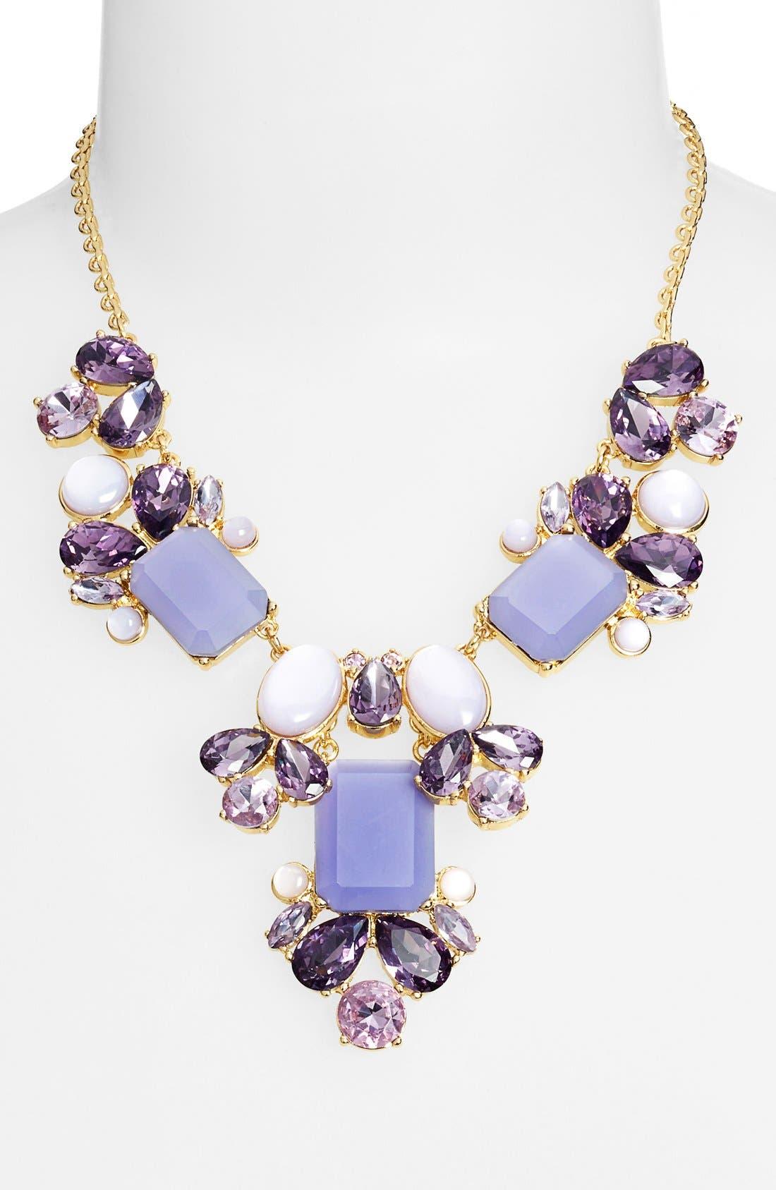 ,                             'glitzy spritz' statement necklace,                             Alternate thumbnail 2, color,                             500