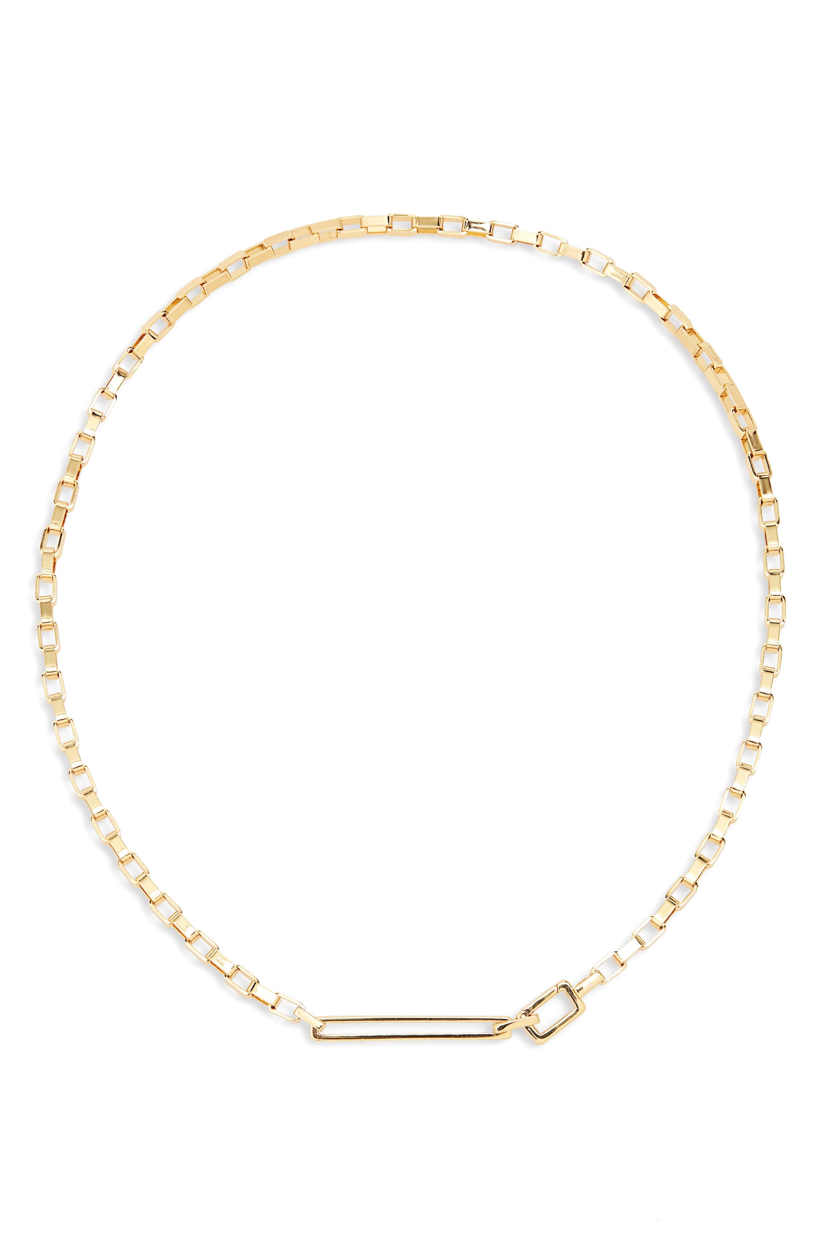 Nico Link Necklace