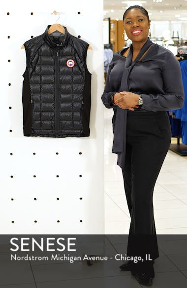 'Hybridge<sup>™</sup> Lite' Slim Fit Packable Quilted 800-Fill Down Vest, sales video thumbnail
