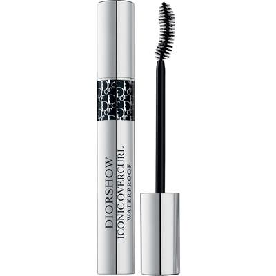 Dior Diorshow - Iconic Overcurl Waterproof Spectacular Volume & Curl Mascara -
