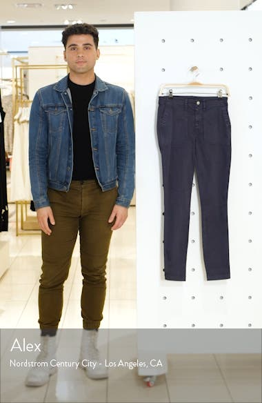 Toothpick Skinny Cargo Pants, sales video thumbnail