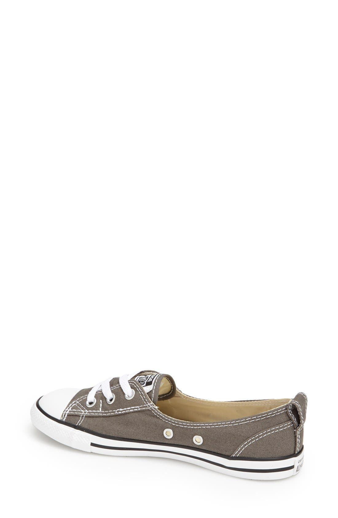 ,                             Chuck Taylor<sup>®</sup> All Star<sup>®</sup> Ballet Canvas Sneaker,                             Alternate thumbnail 14, color,                             020