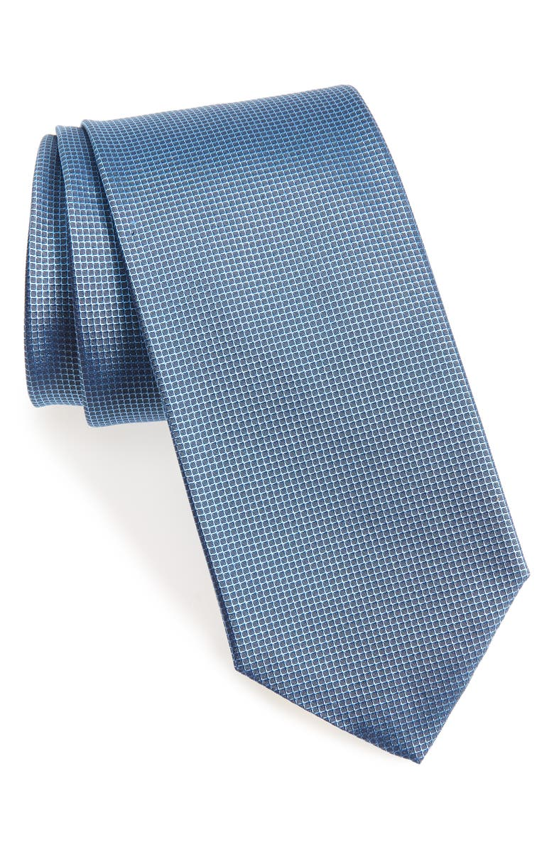 BOSS Solid Tie, Main, color, 440