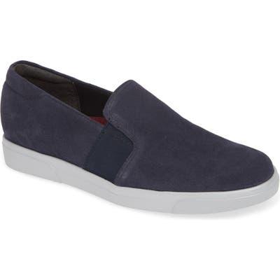 Munro Randie Slip-On Sneaker, Blue