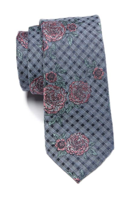 Image of 14th & Union Jenks Floral Tie