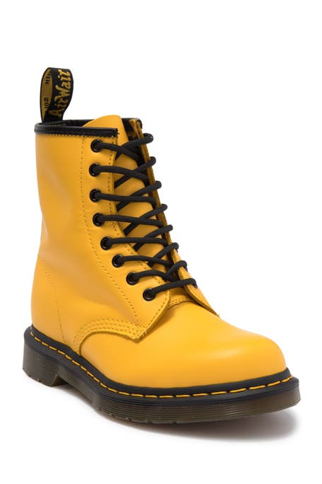 Dr. Martens - 1460 8-Eye Lace Up Boot