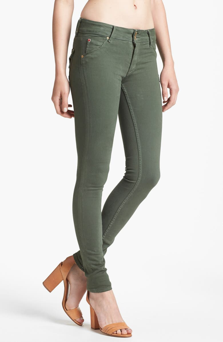 HUDSON JEANS 'Collin' Skinny Stretch Jeans, Main, color, 300