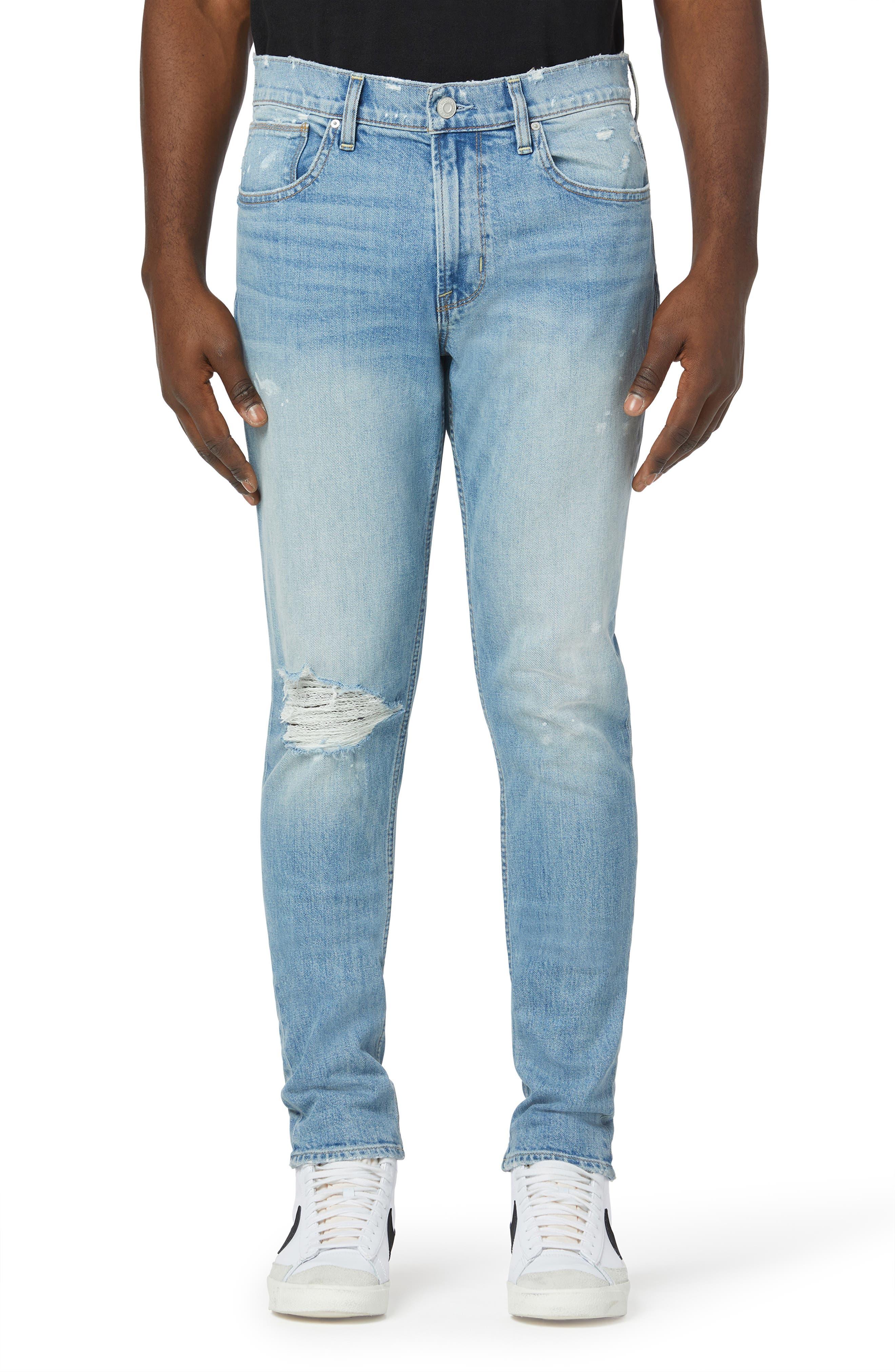 Men's Hudson Zack Skinny Fit Stretch Jeans