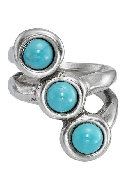 Image of Uno De 50 Super-Ego Silver Plated Ring