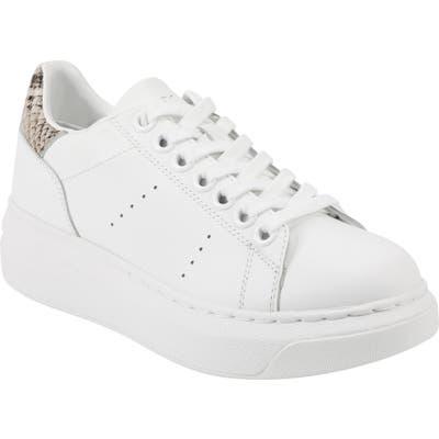 Marc Fisher Ltd Maggy Sneaker- White