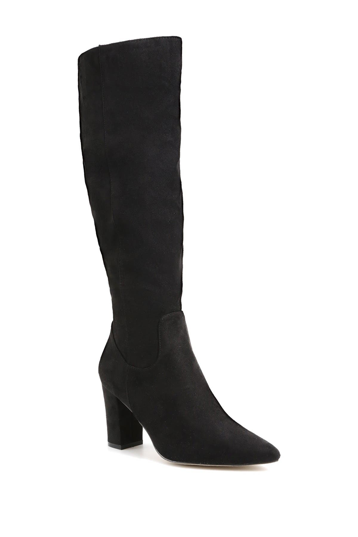 Image of Catherine Catherine Malandrino Dunno Block Heel Boot