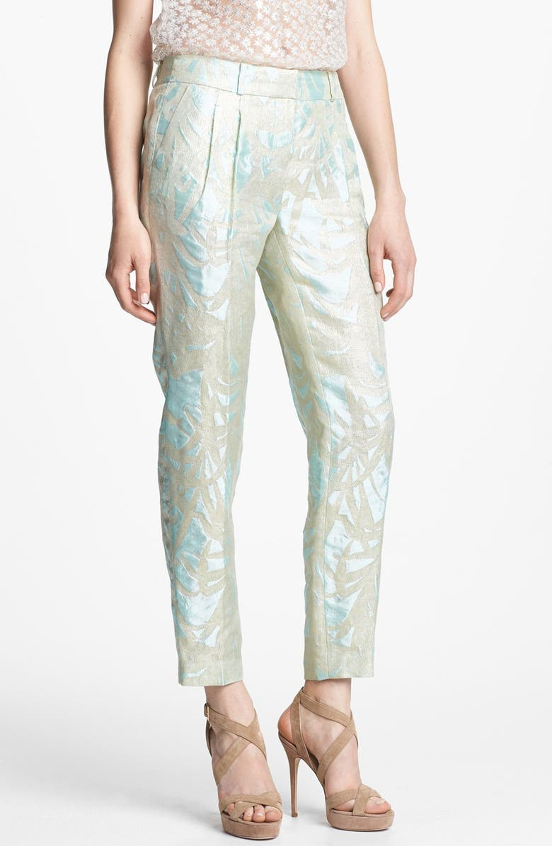 KATE SPADE NEW YORK 'avery' capri pants, Main, color, 440