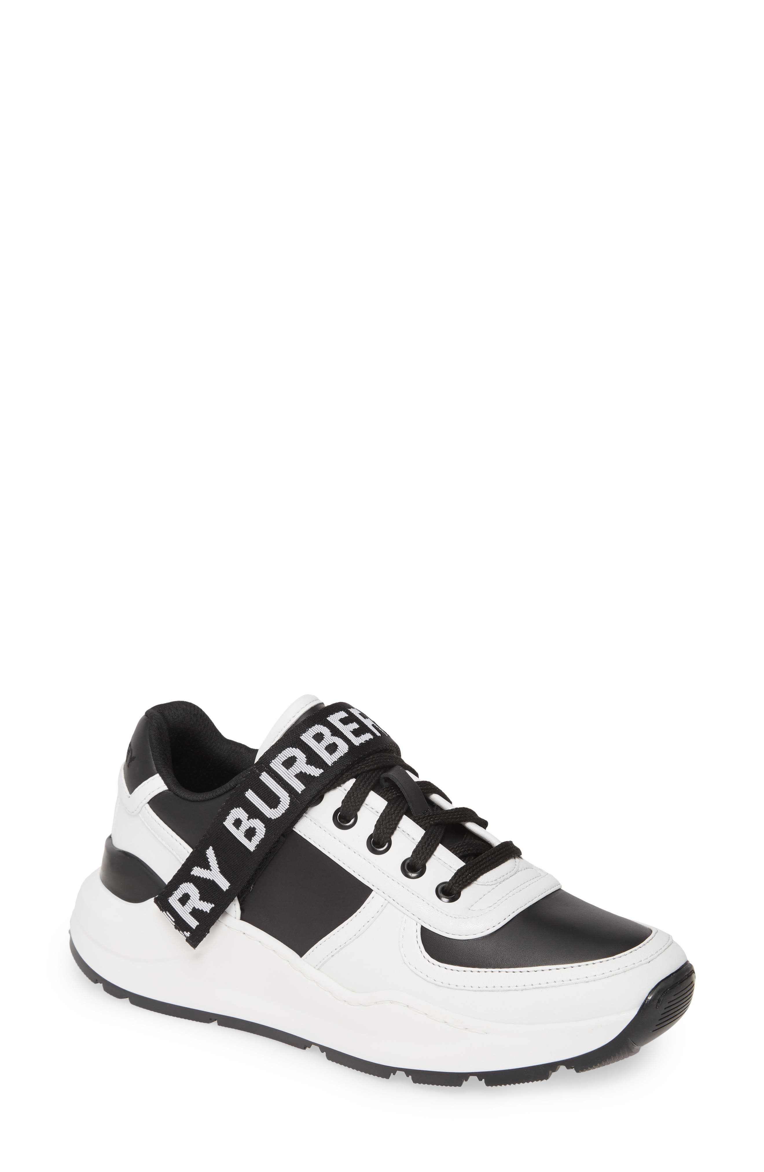 Burberry Sneakers Ronnie Logo Sneaker