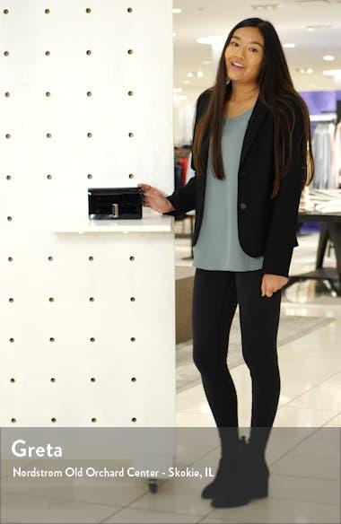 Nathalie Mini Leather Crossbody Bag, sales video thumbnail