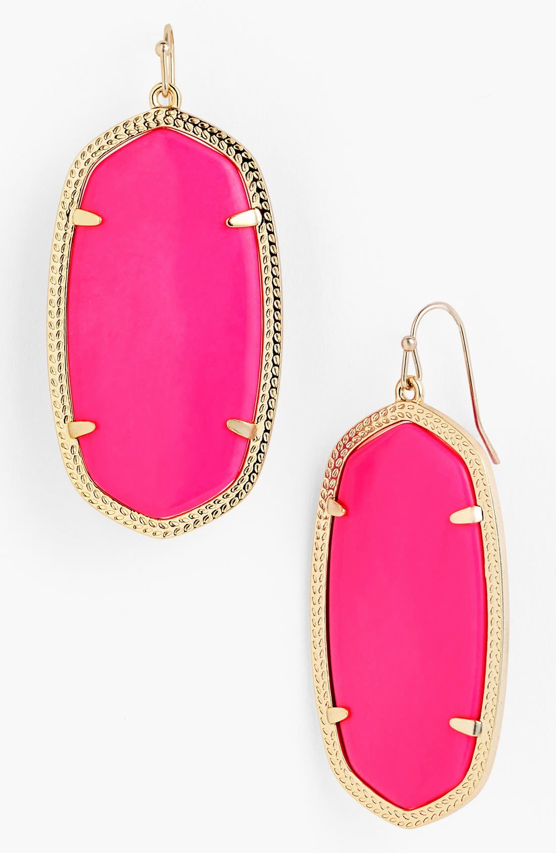 ,                             'Danielle' Oval Statement Earrings,                             Main thumbnail 61, color,                             675